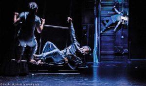 Is it dance or is it theater?