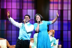"""My review of the new musical """"Born for This: The BeBe Winans Story"""" at the Alliance Theatre"""